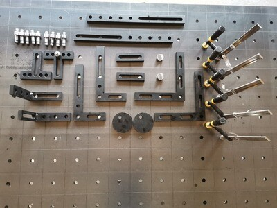 Zubehör-Set für System 16