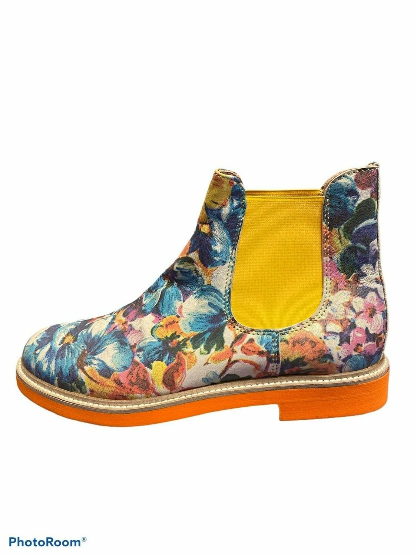 Chelsea Flower Boot
