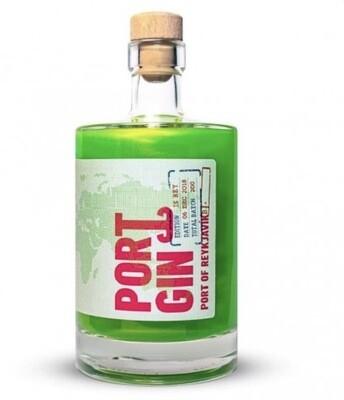 Port Gin Reykjavik 50cl