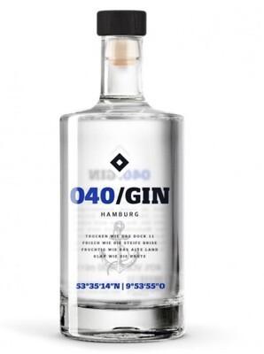 040/Gin HSV 50cl