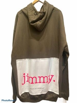 XXL Superhoodie Olive Jimmy