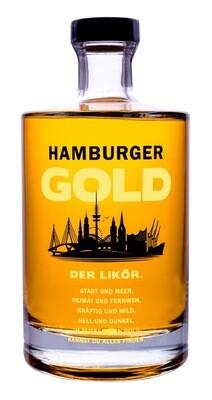 Hamburger Gold Der Likör