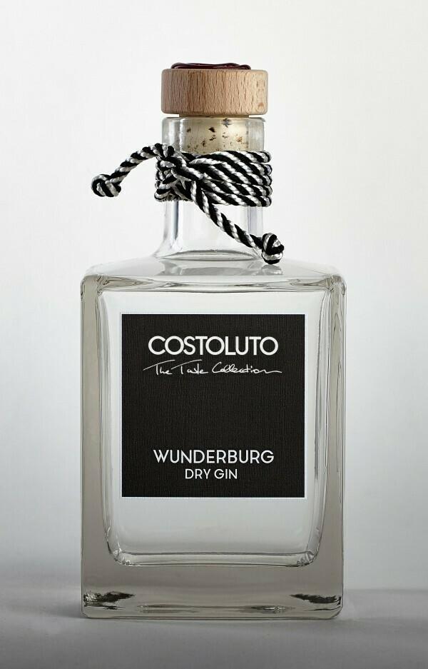 Costoluto Wunderburg Dry Gin