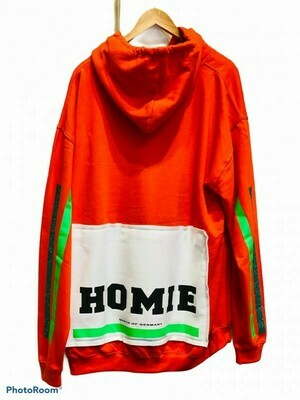 XXL Superhoody Homie orange