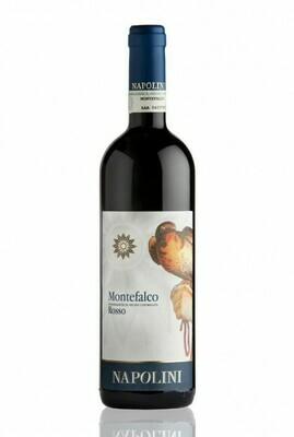 Kiste Rotwein Montefalco Rosso