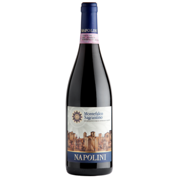 Rotwein Napolini Sagrantino