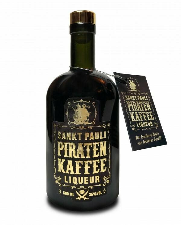 Sankt Pauli Piraten Kaffee Likör