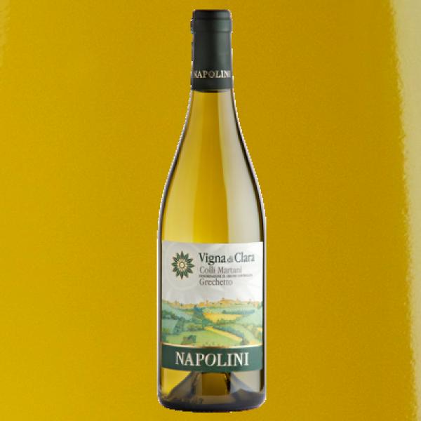 Weißwein Grechetto Napolini