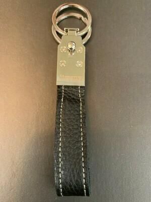 Schlüsselanhänger black