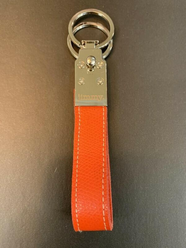 Schlüsselanhänger orange neon
