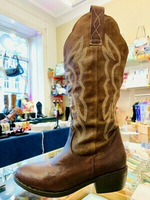 Cowboyboots brown