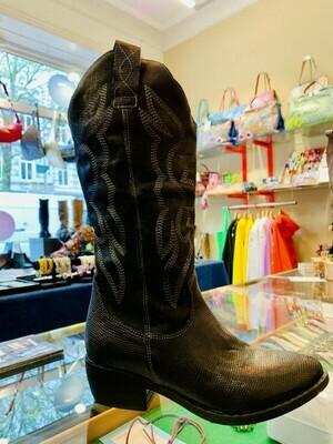 Cowboyboots black