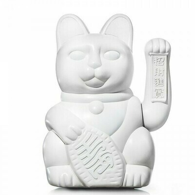 LUCKY CAT / WHITE