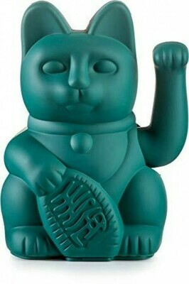 LUCKY CAT / GREEN
