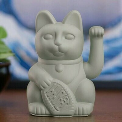 LUCKY CAT / GREY