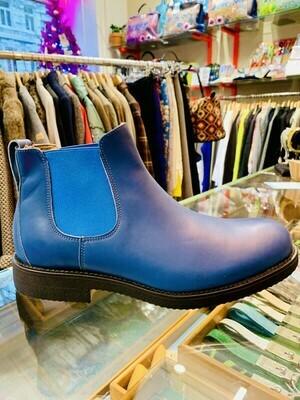 Chelsea Boot blau