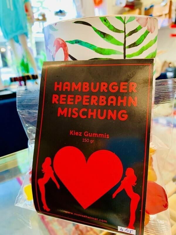 Hamburger Kiez Gummis