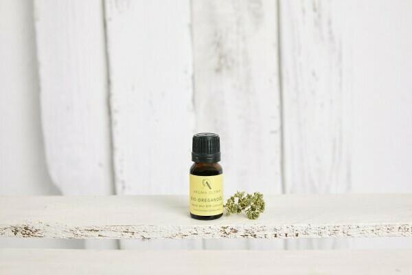 Oregano Öl Bio Aroma Olymp