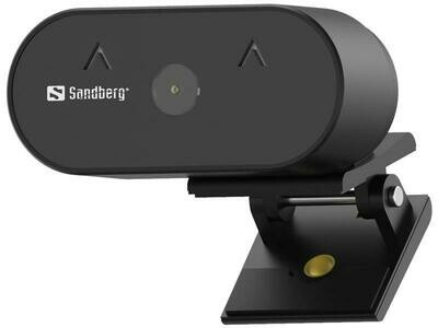 Sandberg Wide Angle Webcam USB 120° 1080P 30 fps