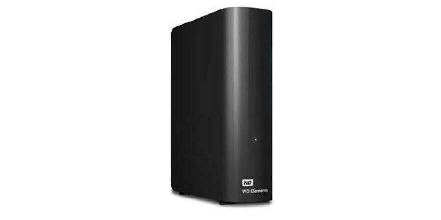 Western Digital Disque dur externe WD Elements Desktop 4 TB
