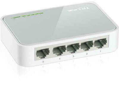 TP-Link Switch TL-SF1005D 5 Port