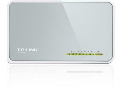 TP-Link Switch TL-SF1008D 8 Port