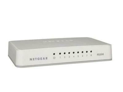 Netgear Switch FS208 8 Port