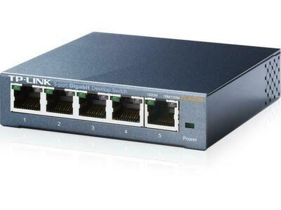 D-Link Switch DGS-105/E 5 Port