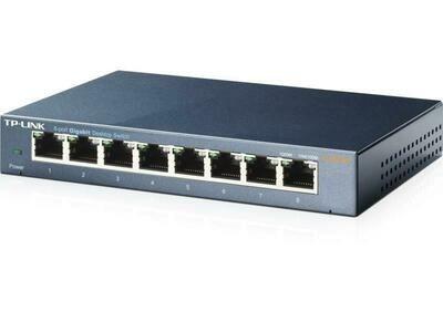 TP-Link Switch TL-SG108 8 Port