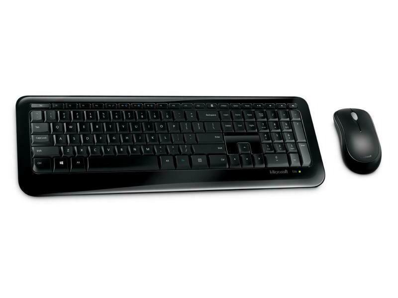 Microsoft Kit clavier-souris 850