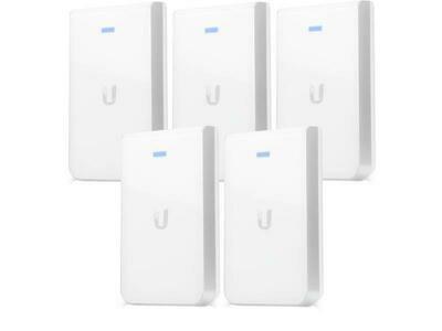 Ubiquiti Access Point UniFi UAP-AC-IW-5 ensemble de 5