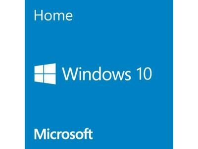 Microsoft Windows 10 Home 64Bit FR OEM