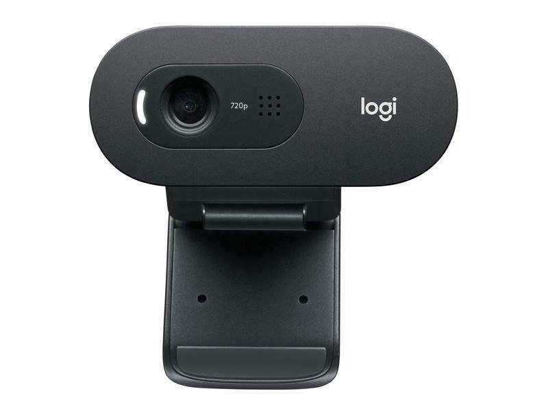 Logitech Webcam C505e HD