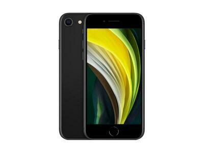 Apple iPhone SE 128GB Noir
