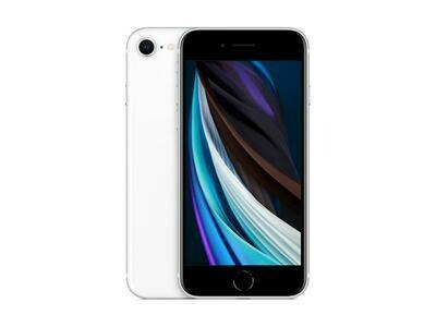 Apple iPhone SE 128GB Blanc