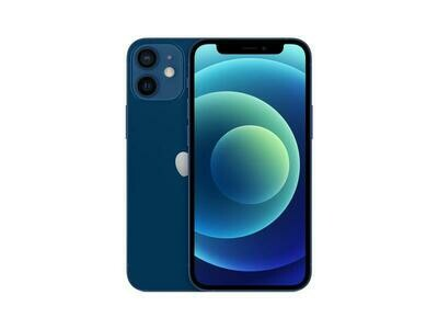Apple iPhone 12 mini 128 GB Bleu