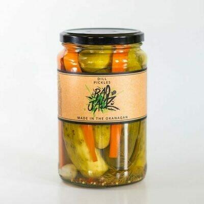 Rad Jamz - Dill Pickles
