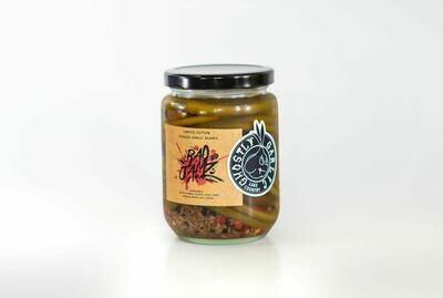 Rad Jamz - Pickled Garlic Scapes