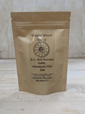 Wagon Wheel Ranch Garlic Salt
