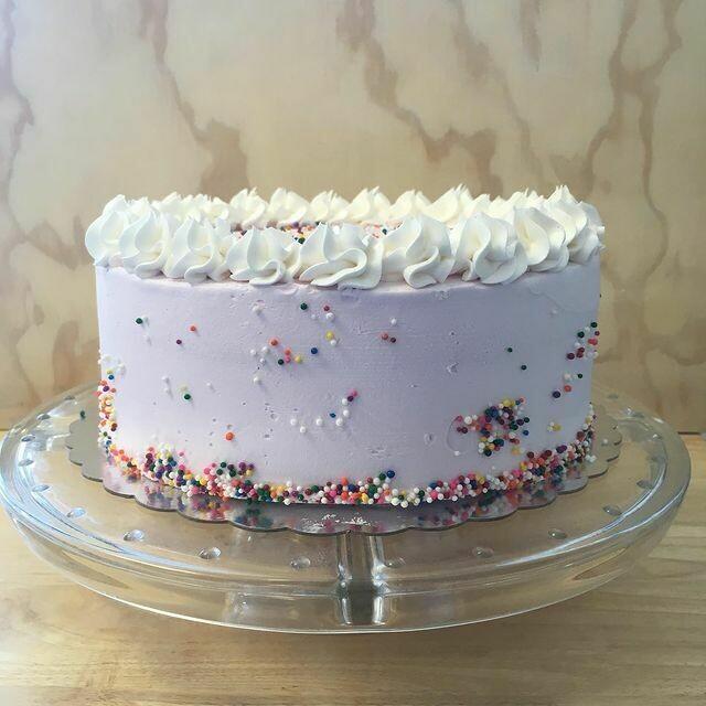 Vanilla Funfetti Cake (Request)