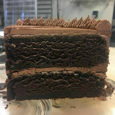 Chocolate Lover's Cake (Request)