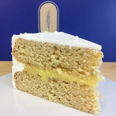 Lemon Cake (Request)