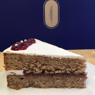 Almond Cake (Request)