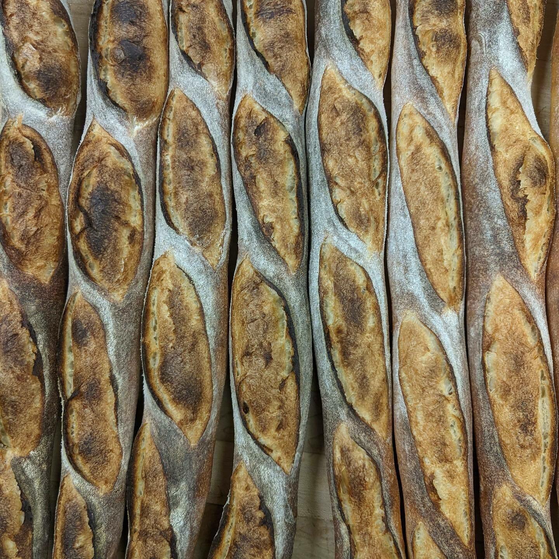 Sourdough Baguette, Baked daily