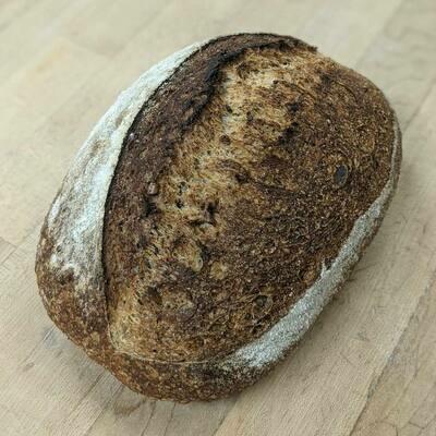 Anarchist Loaf, Baked Wednesday-Friday