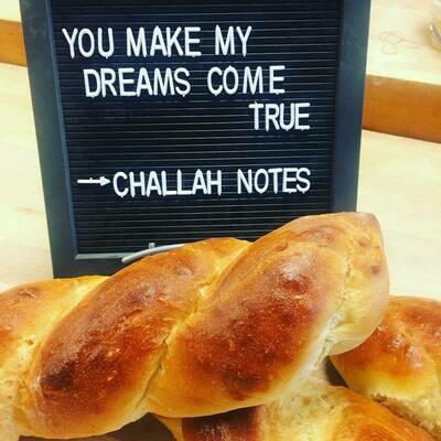 Cardamom Challah