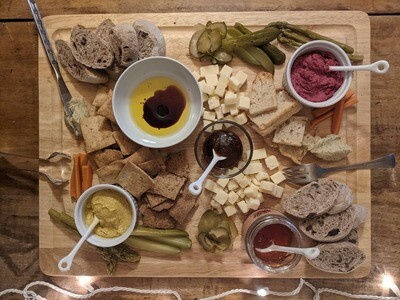 The LVB Cheese Board Pack