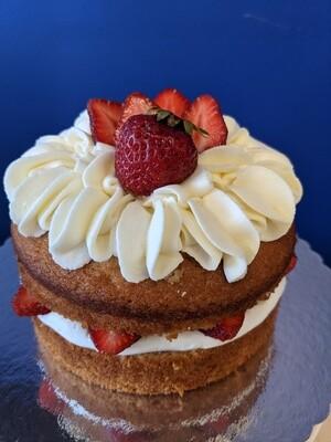 June Feature: Strawberry Shortcake