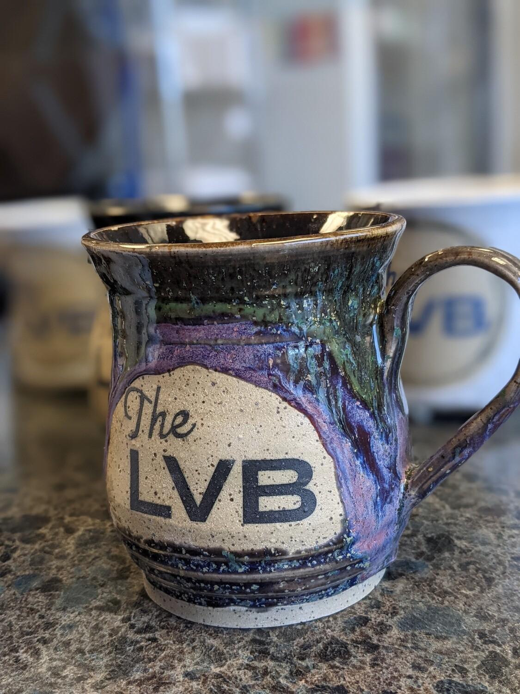 The LVB Handmade Ceramic Mug