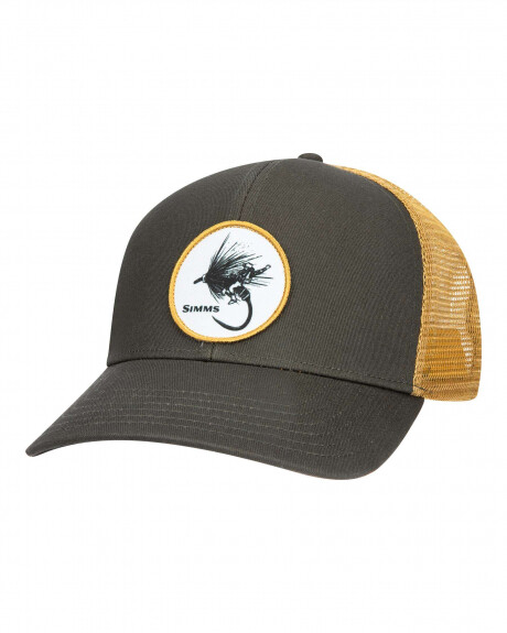 Simms Dryfly Rodeo Patch Trucker